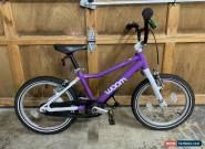 Woom 3 Bike for Sale