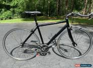 Specialized Langster Fixed Gear 52 cm - Ninja Black Custom Painted w/extra bars for Sale