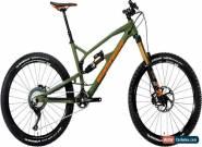 Nukeproof Mega 275 Carbon Factory XT 2019 - Green for Sale
