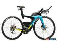 2019 Cervelo P3X Triathlon Bike Small Carbon Shimano Ultegra Di2 R8050 11 Speed for Sale