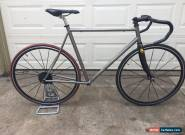Custom titanium road bike for Sale