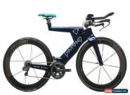 2017 Dimond Marquise Triathlon Bike Small Carbon Shimano Ultegra Di2 Rolf Prima for Sale