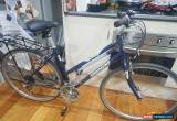 Classic LADIES GIANT OPTION HYBRID COMFORT COMMUTER BICYCLE FITNESS 21 SP EXTRAS for Sale