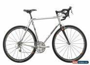2004 Independent Fabrication Planet X Custom Cyclocross Bike Large Steel Ultegra for Sale