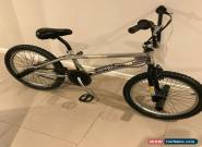 OLD MIDSCHOOL BMX MONGOOSE Sniper freestyle -  Chrome   for Sale