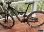 2013 Specialized Stumpjumper FSR Comp 29 Mountain Bike Medium Aluminum SRAM Fox for Sale
