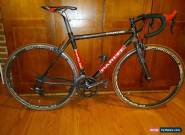 Parlee Z4 Carbon Road Bike Size M 54.5 Custom Campagnolo full carbon build for Sale