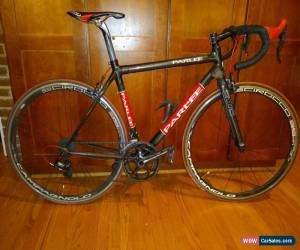 Classic Parlee Z4 Carbon Road Bike Size M 54.5 Custom Campagnolo full carbon build for Sale