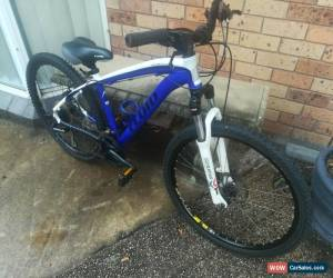 "Classic Male or female 26in Fluid ""Momentum"" 24sp Alloy Hardtail Mountain Bike for Sale"