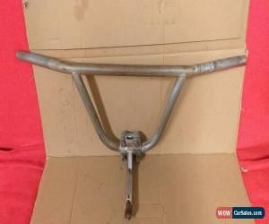 Classic Bmx handlebars stem old school  for Sale