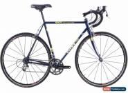 USED Vintage Vitus OCT 55cm Carbon Road Bike Shimano Ultegra 2x9 speed Blue for Sale
