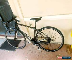 Classic Specialized Ruby Comp Carbon Fibre Road Bike Black. Small frame.  for Sale