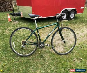 Classic Trek Multtrack 740 Hybrid Bicycle Small Frame for Sale