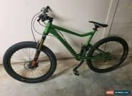 "Custom Giant 27.5"" Dual Suspension mountain bike. for Sale"