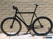 Indestructible Custom Fixie for Sale