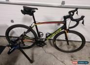 2014 Specialized Roubaix SL4 Di2, Roval CLX40 wheels, Power seat size 56 for Sale