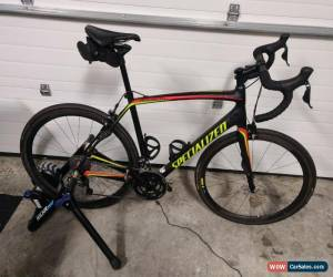 Classic 2014 Specialized Roubaix SL4 Di2, Roval CLX40 wheels, Power seat size 56 for Sale