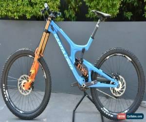 Classic Santa Cruz V10 Bike - Large Frame for Sale