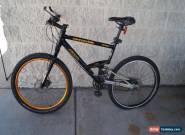 CANNONDALE JEKYLL 3000 SL FULL SUSPENSION MOUNTAIN BIKE for Sale