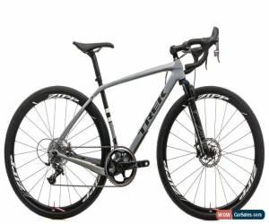 Classic 2019 Trek Checkpoint SL 5 Gravel Bike 52cm Carbon SRAM Force 1 11s Fox 32 Elite for Sale