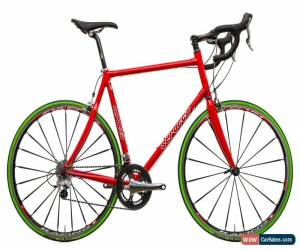 Classic Serotta Colorado Carbon Custom Road Bike Large Shimano Dura-Ace 7800 10 Speed for Sale