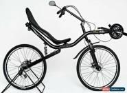 Recumbent bicycle bike ivel Safina for Sale