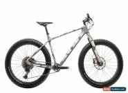 "2019 Specialized Fatboy Comp Carbon Fat Mountain Bike X-Large 26"" SRAM GX Eagle for Sale"