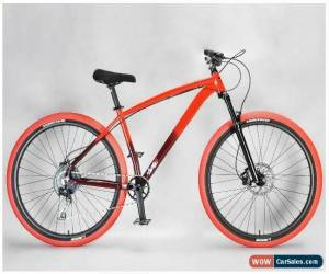 Classic MAFIABIKES MAFIA Lucky 6 STB Red Large MTB Stunt Wheelie AllPurpose Street Bike  for Sale