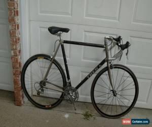 Classic Trek 2120 carbon/alloy 58 cm Ultegra 3 x 9 group, Mavic Elite/Shimano 105 wheels for Sale