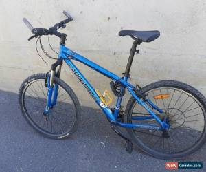 Classic Cannondale F7 mountain bike with front suspension for Sale