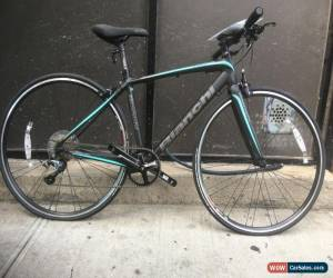 Classic Bianchi Impulso S Shimano Tiagra 10 speed 46 cm.New for Sale