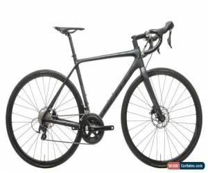 Classic 2017 Scott Addict 30 Disc Road Bike Medium Carbon Shimano 105 5800 11 Speed for Sale