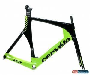Classic 2018 Cervelo P3 Triathlon /Time Trial TT Race Carbon Rim Frameset 58cm New Other for Sale