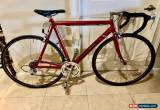 Classic cannondale road bike 56cm for Sale