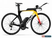 2020 Cervelo P-Series Disc 105 7000 Carbon TT Tri Bike 54cm Orange/ Coral P3 NEW for Sale