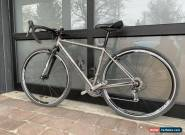 Custom Carl Strong Titanium Gravel Bike, 45cm, Shimano Ultegra for Sale