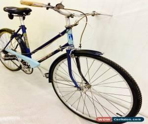 Classic Vintage  Transatlantic Ladies City Bike 53 cm 3 speed Hub Gears, Original Featur for Sale