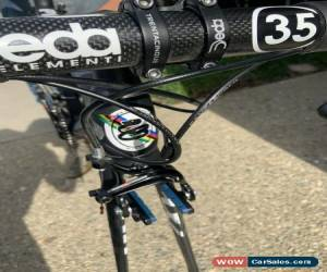 Classic Piton Italian Carbon Fiber Road Bike XS for Sale