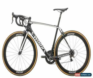 Classic 2015 Specialized S-Works Tarmac Road Bike 56cm Carbon Shimano Dura-Ace 7900 10s for Sale