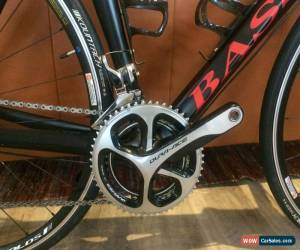 Classic Basso Laguna road bike, Dura Ace groupset and Reynold Solitude wheels for Sale