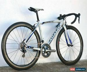 Classic Specialized Allez with full Ultegra 6800 11 speed White w/o wheels for Sale