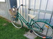Reid Classic Vintage Bike Ladies Green Retro BICYCLE Shimano 6-Speed for Sale