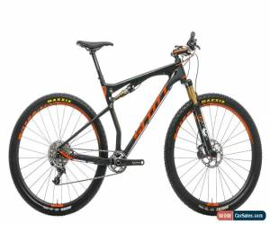 "Classic 2015 Scott Spark 900 SL Mountain Bike X-Large 29"" Carbon SRAM XX1 11 Speed Fox for Sale"