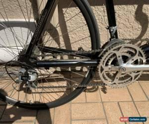 Classic Cannondale Aluminum Road Tandem Bike Black Metallic Antique Made In USA for Sale