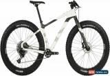 "Classic Salsa Beargrease Carbon SX Eagle Fat Bike - 27.5"", Carbon, White, Small for Sale"
