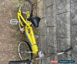 Classic Mongoose 25th Anniversary BMX for Sale