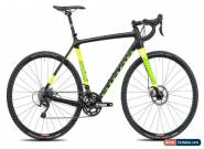 NEW 2016 Niner BSB 9 RDO 2 Star 105 53cm Carbon CX Bike Green Pro Carbon Repair for Sale