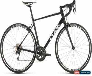 Classic Cube Attain Race Mens Road Bike 2019 - Black for Sale