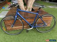 Giant CRX 4 Hybrid unisex bicycle: (Blue in colour and used) for Sale