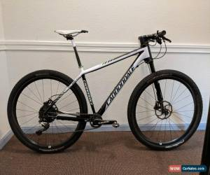 Classic Cannondale F29 Factory Edition CARBON  (Flash 29er  - F-SI) Size: LARGE for Sale
